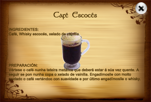 cafe escoces